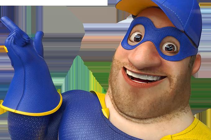 Commercial Mascot