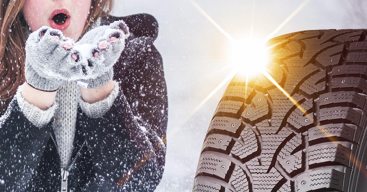 Vinterdäck till vintern från däckteam