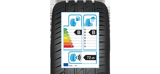 EU-Däckmärkning av dina däck