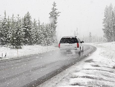 Vinterdäck till vintern
