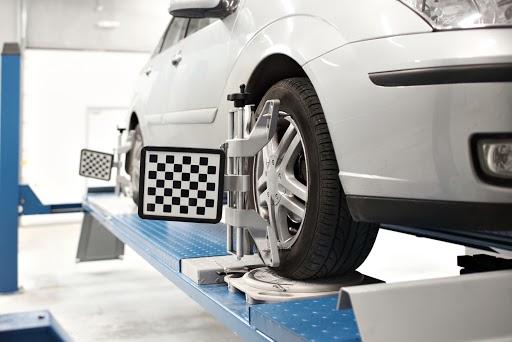 hjulinställning själv eller på verkstad - däckteam